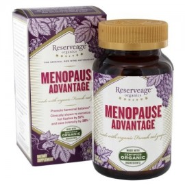 Reserveage Nutrition - Advantage Menopausia - 60 cápsulas vegetales