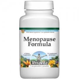 Menopausia Fórmula Powder - sauzgatillo Cohosh Negro Cramp Bark y más (1 oz ZIN- 516751)