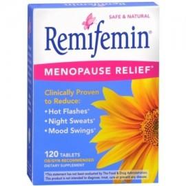 Remifemin menopausia comprimidos 120 comprimidos (paquete de 6)