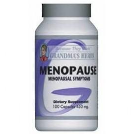 Grandma's Herbs 450 mg menopausia Suplemento (100 Cápsulas)
