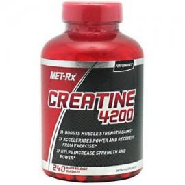 MET-Rx creatina 4200 240 CT