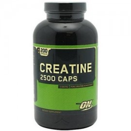 OPTIMUM NUTRITION creatina 2500 200 CT