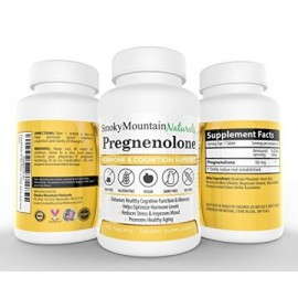 Pregnenolone - Extra Strength- 50 Mgs (2 Month Supply)
