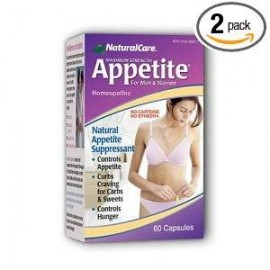 Appetite Suppresant- Supresor de Apetito Natural Care, 120 caps