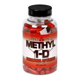 Methyl 1-D (90 capsulas) - Fuerza y masa muscular