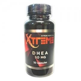 DHEA 50 mg Ultimate Nutrition Suplemento para promover niveles de hormonas balanceadas para los hombres y de las mujeres - Look