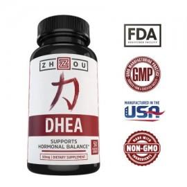 DHEA 50 mg Suplemento Para apoyar los niveles de hormonas balanceadas para los hombres y de las mujeres promover niveles de