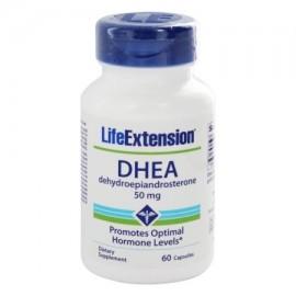 Life Extension - DHEA dehidroepiandrosterona 50 mg. - 60 Cápsulas