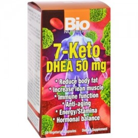 Bio Nutrition Inc. 7 Keto DHEA 50mg 50 Ct