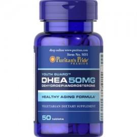 Puritan's Pride DHEA 50 mg 50 comprimidos