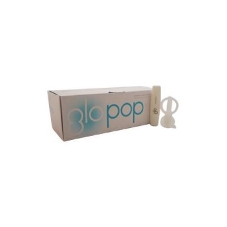 GLO Pop Premium Teeth Whitening GLO Ciencia 11 Kit de Piezas 10 x 0.08oz G-Viales gel blanqueador recargas 0.30oz Glo cuidado