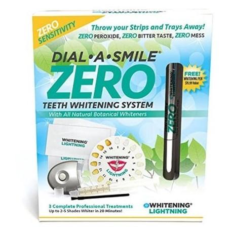 CERO White Teeth Whitening System - CERO peróxido