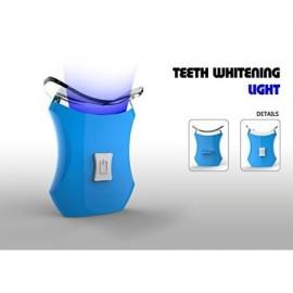 Los dientes azules Acelerador de Blanqueamiento de luz 6 X más potente de luz LED blanquear los dientes más rápido