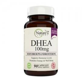 Nature's Potent ™ - 100 mg de DHEA naturales suplemento dietético 90 Cápsulas