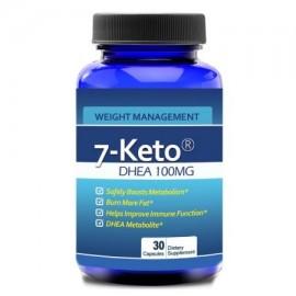 7-Keto DHEA completa Potencia 100 mg (30 cápsulas)