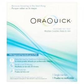 OraQuick Inhome VIH Uso de prueba individual