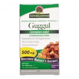 Nature's Answer Guggul Estándar 60 Ct