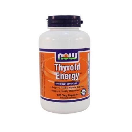 Tiroides Energy ™ 180 Veg Cápsulas