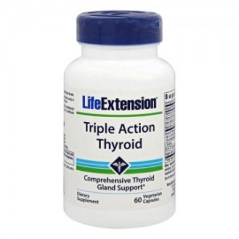 Life Extension - Triple Action tiroides - 60 cápsulas vegetales