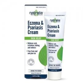 Natralia eccema y la psoriasis crema 2 Oz