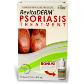 Paquete de 4 - dr. blaine's RevitaDERM Tratamiento de la Psoriasis 4 oz