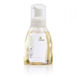metaderm eczema psoriasis- la piel seca de lavado natural libre de fragancia de formación de espuma (84 dispensador oz). el ali
