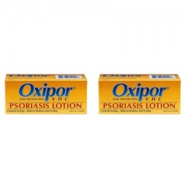 2 Pack Oxipor VHC Psoriasis Lotion - 4 Oz (Helps to Stop Psoriasis)