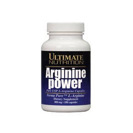 Arginina Power Ultimate 100 capsulas