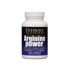 Arginina Power Ultimate 100 capsulas