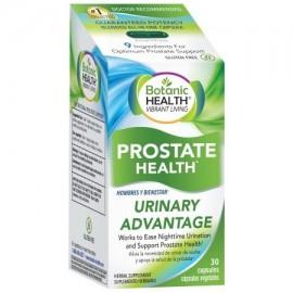 Botanic Health salud de la próstata Advantage urinaria 30 Ct