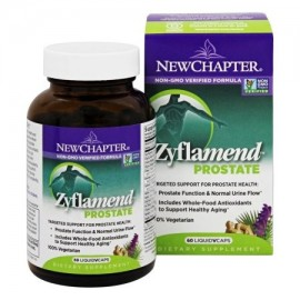 New Chapter - Próstata Zyflamend - 60 cápsulas vegetales