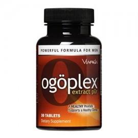 Ogoplex | Male Enhancement próstata y Climax Suplemento de asistencia | Formulado con polen Graminex® sueca Flor Saw Palmetto