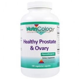 Salud de la próstata y ovario Nutricology tabletas vegetarianos - 180 Ea