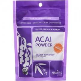 Acai Powder - 4 oz (113 gramos) por Navitas Naturals