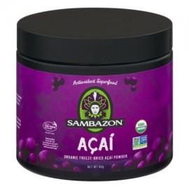Sambazon liofilizado Acai Acai orgánico en polvo 900 g
