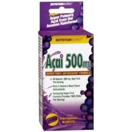 Nutritionworks Acai 500 mg Caplets 60 Caplets