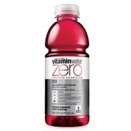 Vitamin w-a-t-e-r Cero XXX Acai arándano granada 20 oz botellas de plástico - Paquete de 24