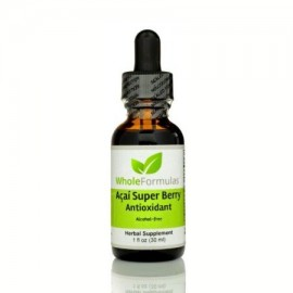 Whole Formulas Acai Berry Súper Antioxidante 1 fl oz
