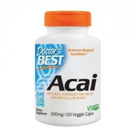 Best Acai Extract (500mg) Doctors Best 120 VCaps