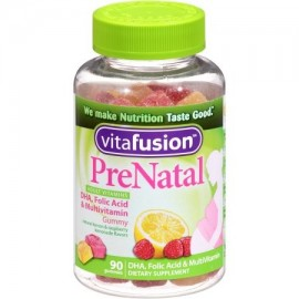 Vitafusion Prenatal Gummy vitaminas 90 ct