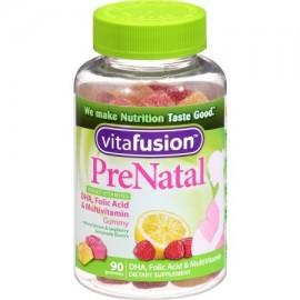Vitafusion Prenatal gomoso masticables 90 CT (Pack de 3)