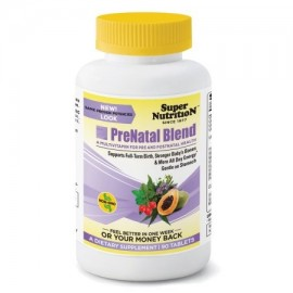 SuperNutrition prenatal Blend comprimidos multivitamínicos 90 Ct