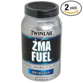 TwinLab ZMA Fuel, Strength (90 capsulas) (Pack de 2)