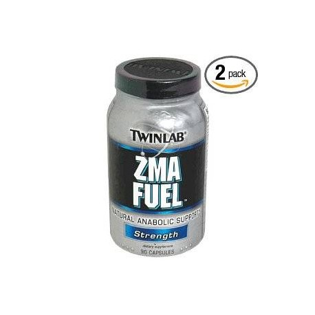 TwinLab ZMA Fuel, Strength (90 capsulas) (Pack de 2)