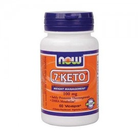 NOW 7.KETO Control de Peso - 100 mg