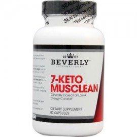 Beverly International 7-Keto- MuscLEAN- - 90 Cápsulas (Pack de 1)
