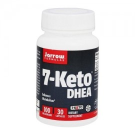 Jarrow Formulas - 7-Keto DHEA 100 mg. - 30 cápsulas