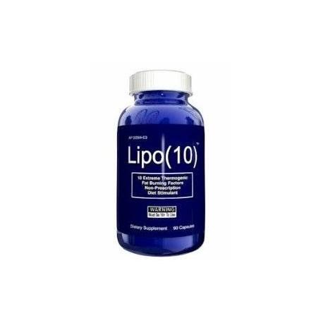 Lipo 10 - 90 capsulas