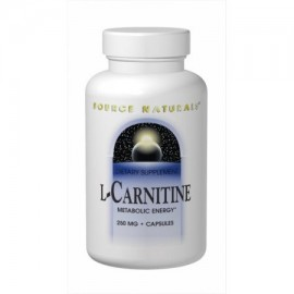 L Carnitina Source Naturals Inc. 60 Caps