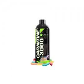 Nutrakey Liquid L-carnitina 3000 agrio gusanos de goma 31 Porciones